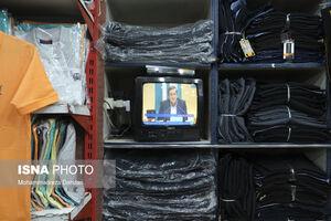 عکس/ تماشای دومین مناظره انتخابات در استانها
