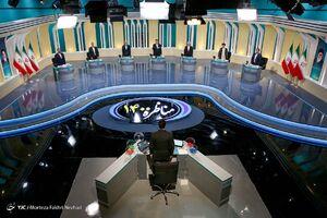 عکس/ دومین مناظره انتخابات ریاست جمهوری