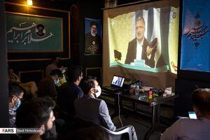عکس/ مردم، ناظر دومین مناظره انتخاباتی