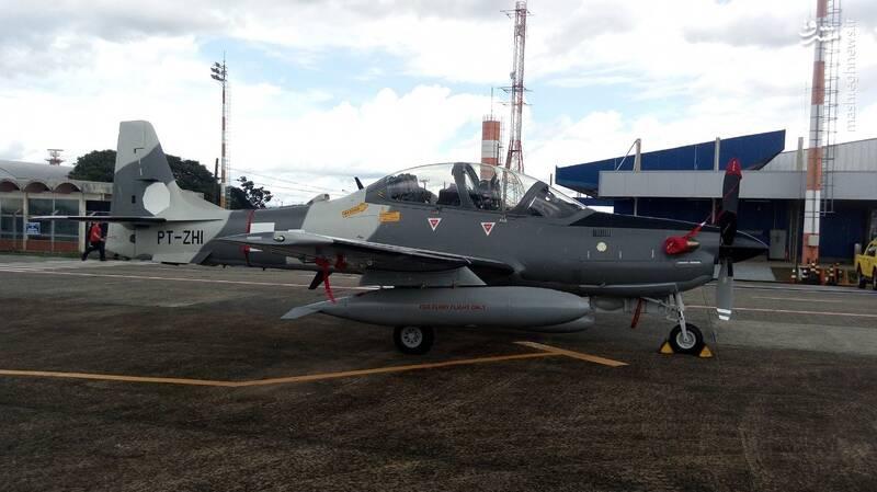 عکس/ هواپیماهای جدید ارتش ترکمنستان