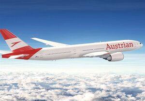 هواپیمایی اتریش به آسمان ایران بر میگردد/ برقراری پرواز وین-تهران-وین از ۲۶ تیر ۱۴۰۰