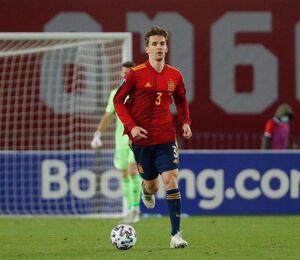 دومین کرونایی اردوی تیم ملی اسپانیا
