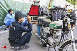 بازداشت پلیس قلابی در تهران