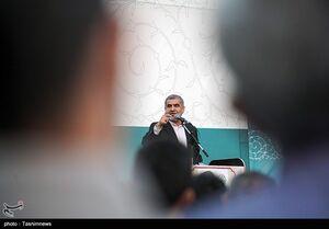 عکس/ اجتماع حامیان آیتالله رئیسی در زنجان