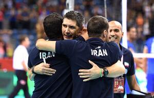دیدار دوباره والیبال ایران با کواچ