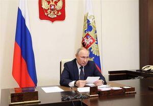 واکنش پوتین به طرح پیراهن اوکراین در یورو