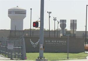 تیراندازی در پایگاه هوایی آمریکا در ایالت تگزاس