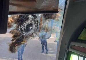 حمله به اتوبوس پرسپولیس