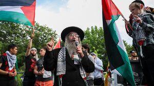 عکس/ تجمع ضد صهیونیستی در نیویورک