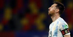 خط خوردن دو ستاره از لیست تیم ملی آرژانتین