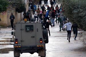 شهادت نوجوان ۱۵ ساله فلسطینی توسط نظامیان صهیونیست در کرانهباختری+فیلم