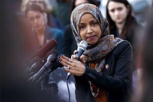 سوال «عمر» درباره جنایات جنگی در افغانستان و فلسطین دردسرساز شد