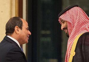 دیدار «محمد بن سلمان» با السیسی در شرمالشیخ