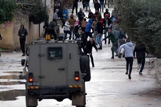 صهيونيستي،رژيم،فلسطين،درگيري،فلسطيني،مقاومت،منطقه،شهرك،نيروه ...