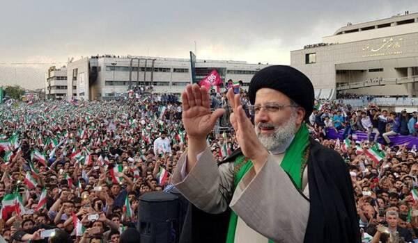 فیلم/ اجتماع حامیان آیت الله رئیسی در مشهد