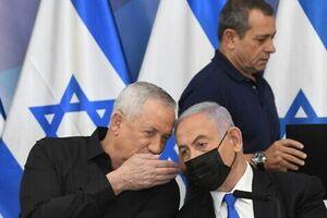 پیشنهاد جدید نتانیاهو به گانتز برای بر هم زدن ائتلاف لاپید-بنت