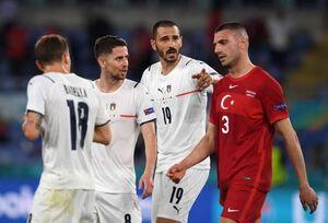 ایتالیا و ترکیه