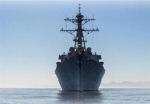 دفاع جانسون از ورود ناوشکنها به آبهای بینالمللی