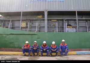 یک شرکت کشتیرانی در فرابوس لنگر انداخت