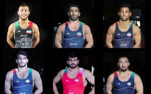 آزادکاران المپیکی ایران معرفی شدند