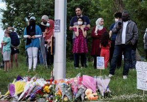تظاهرات هزاران نفر در کانادا در حمایت از خانواده مسلمان قربانی