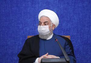 روحانی: زبان تشکر در کشور ما دچار لکنت شده است