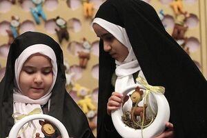 نماهنگ/ «ریحانه» بهمناسبت روز دختر