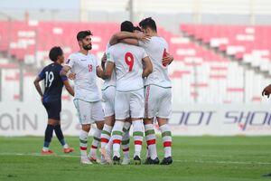 ثبت پنجمین پیروزی پرگل تاریخ فوتبال ایران