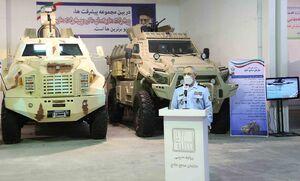 خودکفایی نیروهای مسلح در ساخت انواع بمب و مهمات هوشمند