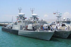تاثیر حضور ناوگروه ارتش در اقیانوس اطلس بر خنثی سازی تحریم ها