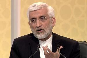 جلیلی: برجام سند طلبکاری ملت ایران است