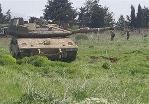 وحشت آفرینی ارتش اسرائیل در مرز با لبنان