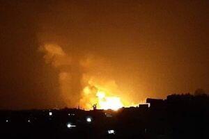 حمله توپخانه ای به یک بیمارستان در سوریه /۱۳ تن کشته شدند