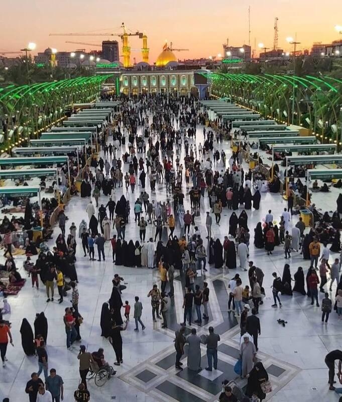 روغن ریخته دولت نذر امامزاده در آستانه انتخابات/ راه کربلا بسته نبود، شما بستید!
