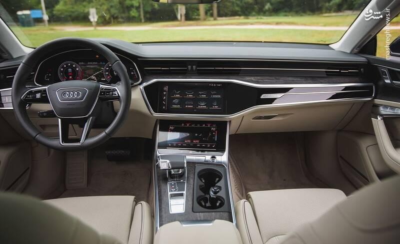 جدیدترین خودرو لوکس آئودی +عکس