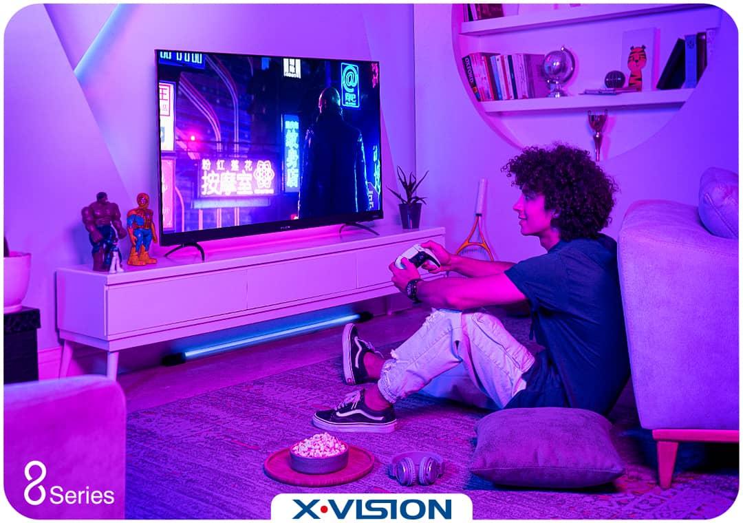 تلویزیون سری 8 ایکس ویژن، کیفیتی عالی با قیمتی مناسب