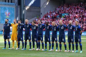 یورو۲۰۲۰؛ پیروزی ارزشمند فنلاند در شب کابوسوار دانمارکیها