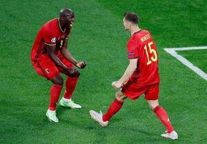 پیروزی قاطع بلژیک در خانه روسیه با درخشش لوکاکو