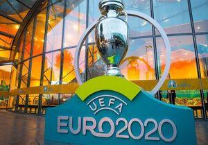 نتایج روز دوم و برنامه بازیهای امروز یورو ۲۰۲۰