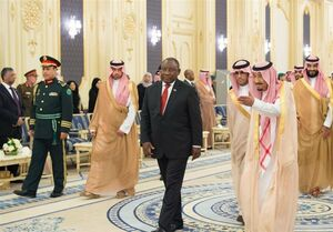 عربستان از نفوذ در آفریقا به دنبال چیست؟