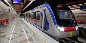 دو ایستگاه جدید متروی تهران افتتاح شد