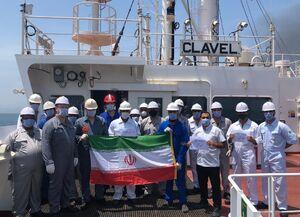 کشتیهای زیادی زیر پرچم جمهوری اسلامی در آبهای بینالمللی تردد دارند