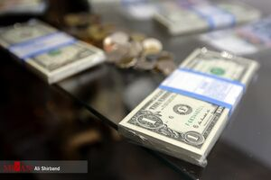نرخ ارز در ۲۳ خرداد ۱۴۰۰/دلار صعودی شد