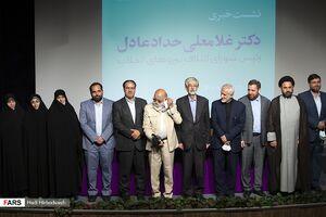 عکس/ نشست خبری رئیس شورای ائتلاف انقلاب اسلامی