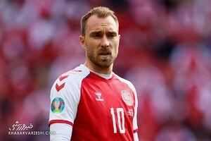 اتفاق تلخ برای کریستین اریکسن/ ستاره دانمارکی از فوتبال خداحافظی میکند؟