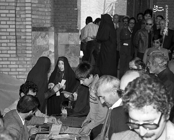 در دهه ۶۰ انتخابات ریاستجمهوری و مجلس در ایران با مشارکت بالای مردم همراه بود و از همانموقع انتخابات شد تجدید پیمان مردم با حکومت اسلامی