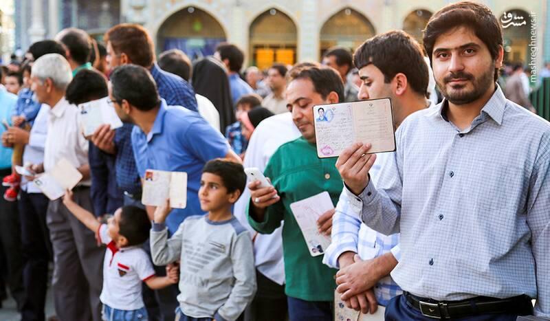 انتخابات در ایران به یک جشن ملی برای همبستگی و مشارکت تبدیل شده است .