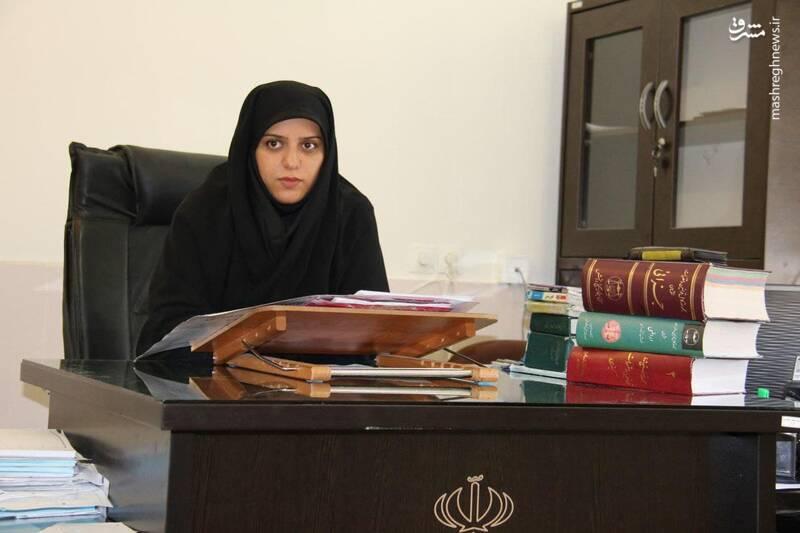 900 قاضی زن در دستگاه قضائی مشغول به کارند+ عکس