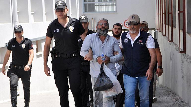 دستگیری ۱۴ مظنون مرتبط با گروه تروریستی داعش در استانبول +عکس
