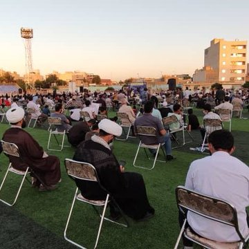 زاکانی: نامزدهای جبهه انقلاب ید واحد شوند+ تصاویر